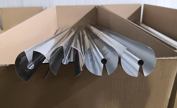 太阳能超导热管铝翅片铝翼