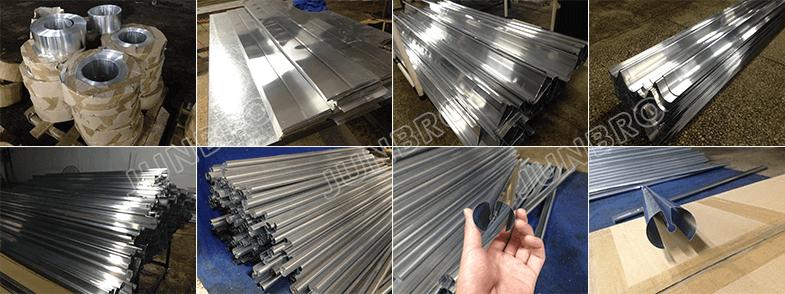 太阳能铝翅片铝翼